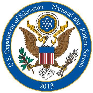Blue Ribbon Schools logo
