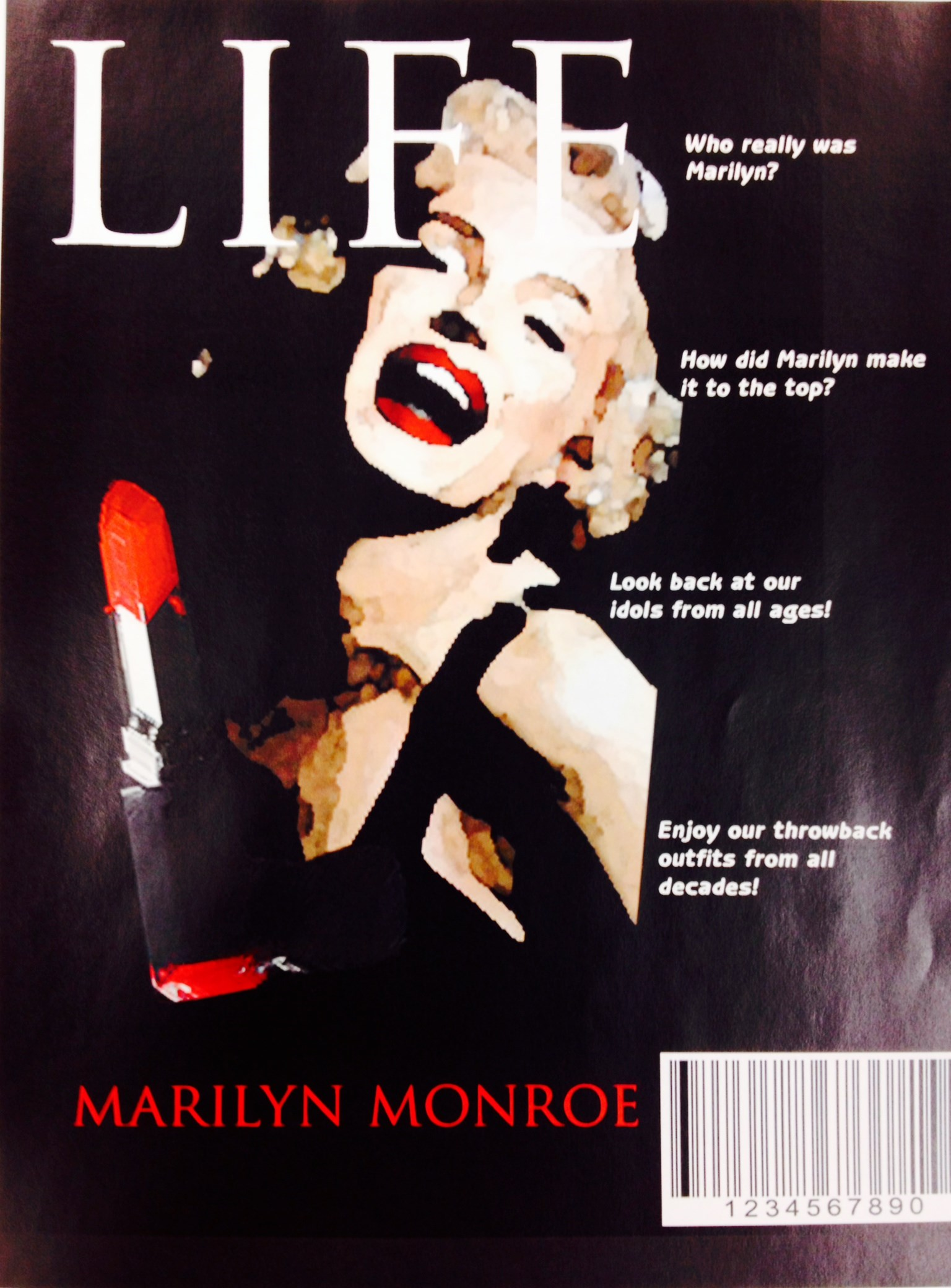 Mag Cover - Adyson Rase