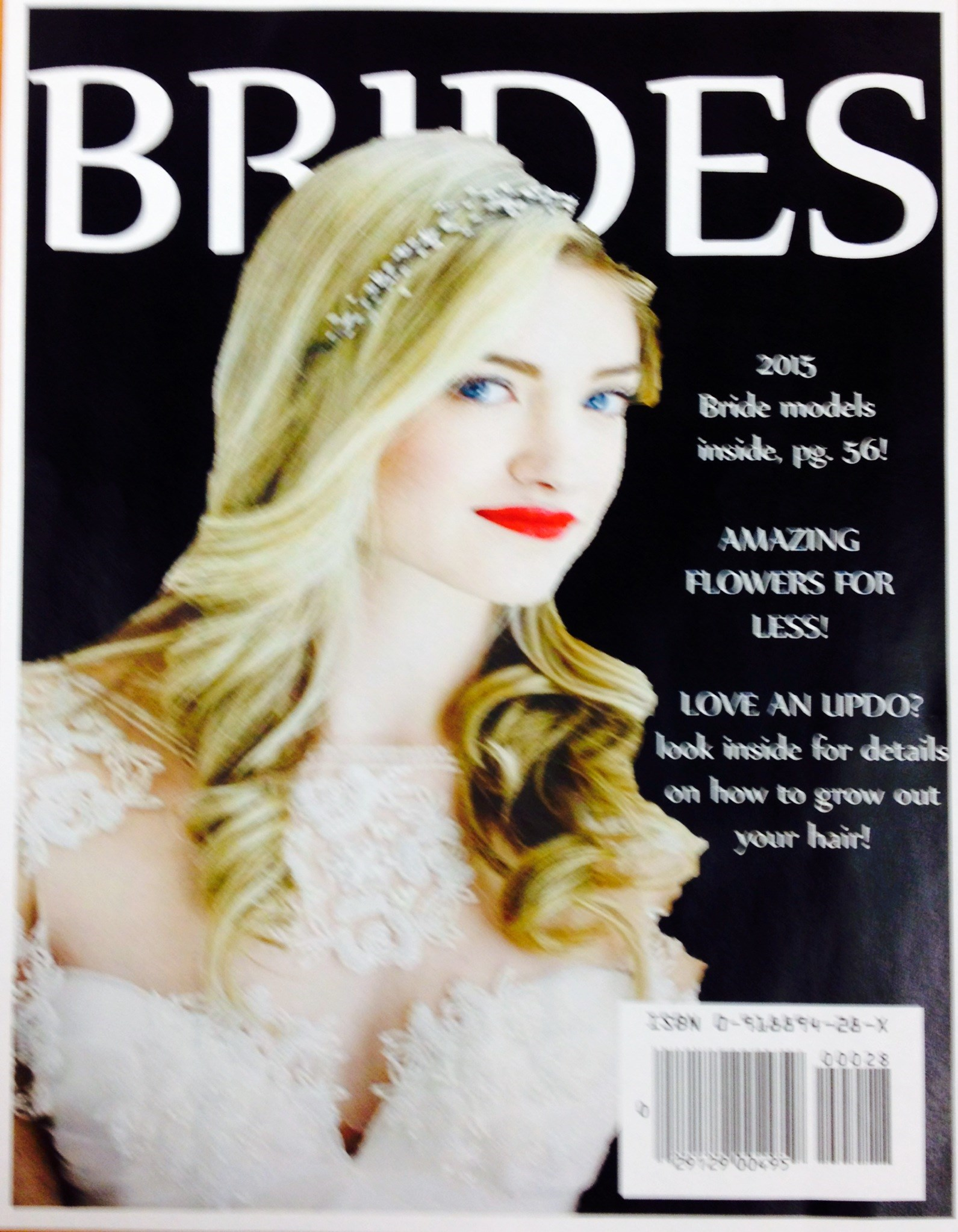 Mag Cover - Kiara Tilley
